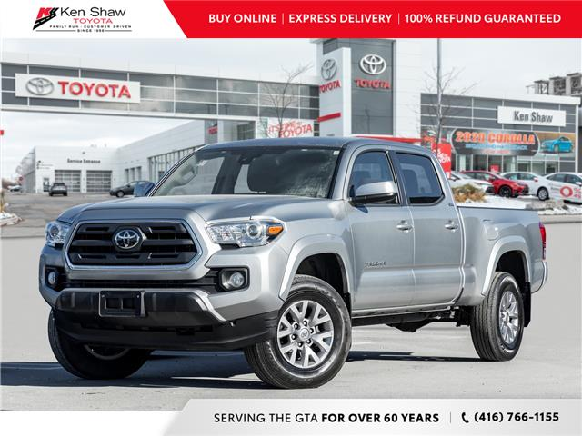 2019 Toyota Tacoma SR5 V6 (Stk: A17530A) in Toronto - Image 1 of 19