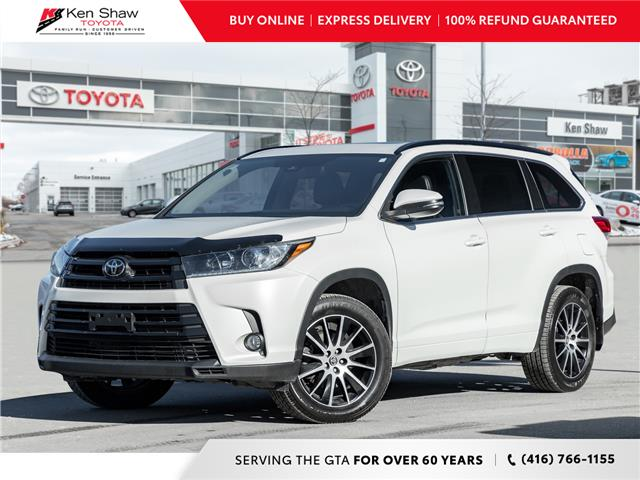 2018 Toyota Highlander XLE (Stk: 17485A) in Toronto - Image 1 of 22