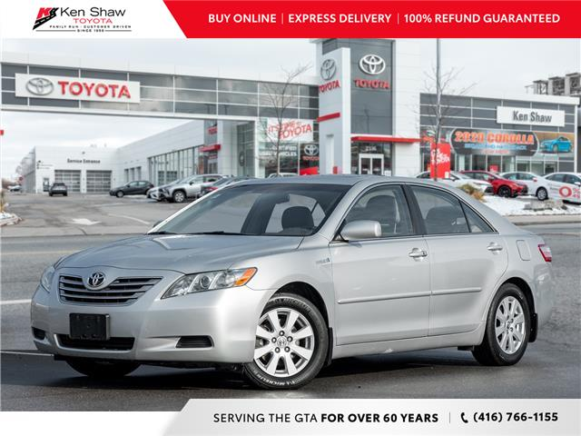 2009 Toyota Camry Hybrid Base (Stk: L12892A) in Toronto - Image 1 of 19
