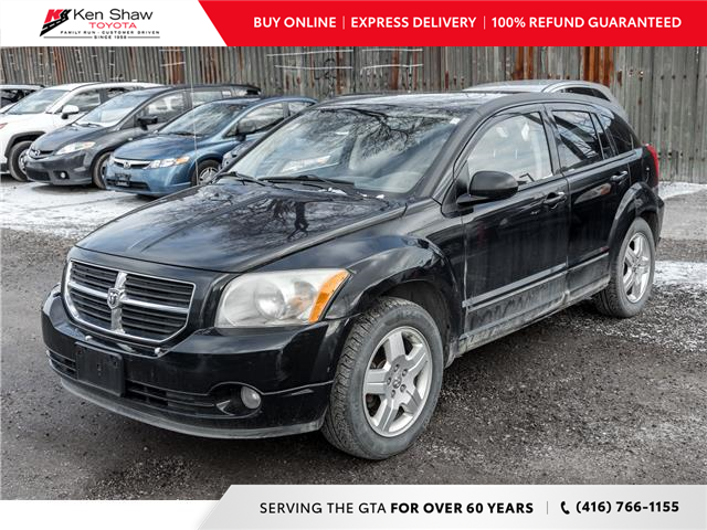 2009 Dodge Caliber SXT (Stk: 17454AB) in Toronto - Image 1 of 2