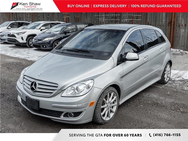 2007 Mercedes-Benz B-Class Base (Stk: 80219ab) in Toronto - Image 1 of 2
