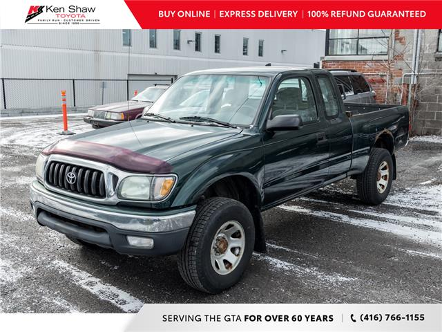 2003 Toyota Tacoma PreRunner (Stk: N80175A) in Toronto - Image 1 of 2