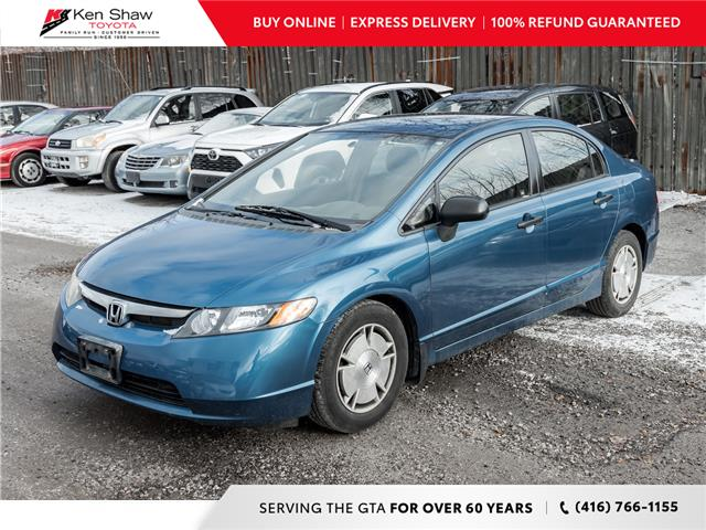 2008 Honda Civic DX-G (Stk: L13021A) in Toronto - Image 1 of 2