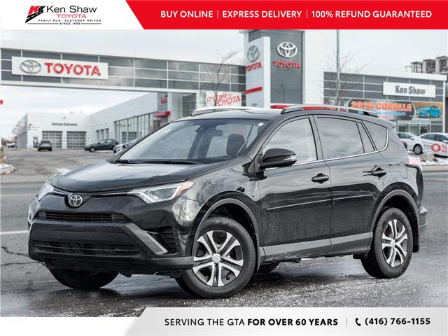 2017 Toyota RAV4 LE (Stk: A17524A) in Toronto - Image 1 of 19