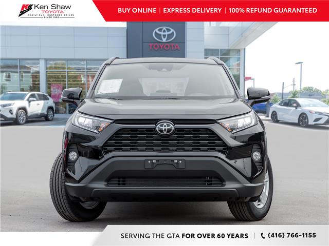 2021 Toyota RAV4 XLE (Stk: 80439) in Toronto - Image 1 of 21