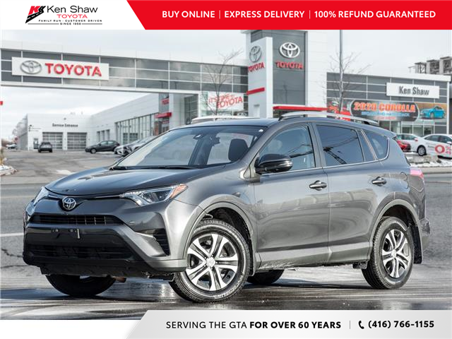 2017 Toyota RAV4 LE (Stk: 17547A) in Toronto - Image 1 of 19