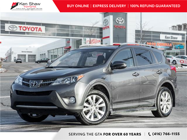 2015 Toyota RAV4 Limited (Stk: A17549A) in Toronto - Image 1 of 22