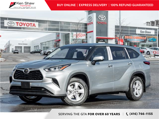 2021 Toyota Highlander LE (Stk: 80277) in Toronto - Image 1 of 22