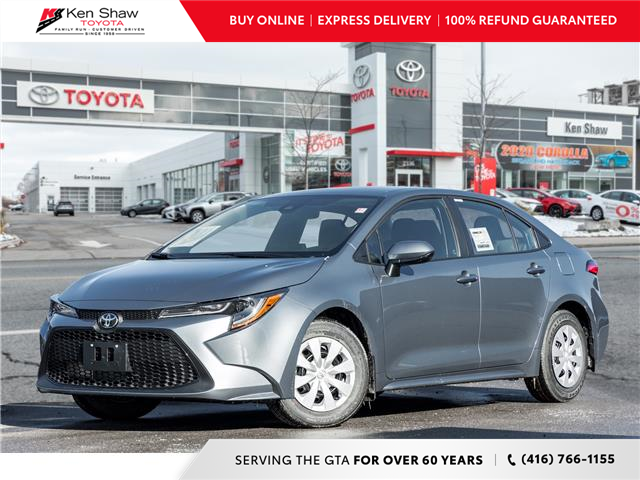 2021 Toyota Corolla LE (Stk: 80358) in Toronto - Image 1 of 20