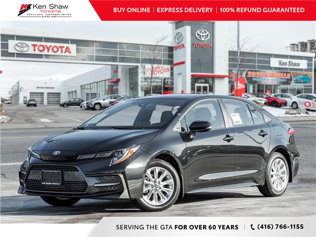 2021 Toyota Corolla SE (Stk: 80368) in Toronto - Image 1 of 21