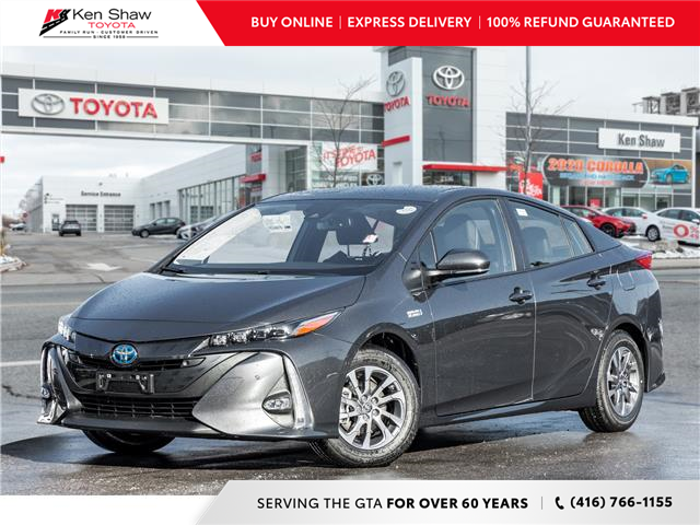 2021 Toyota Prius Prime Upgrade (Stk: 80300) in Toronto - Image 1 of 23