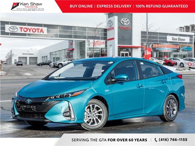 2021 Toyota Prius Prime Upgrade (Stk: 80229) in Toronto - Image 1 of 23