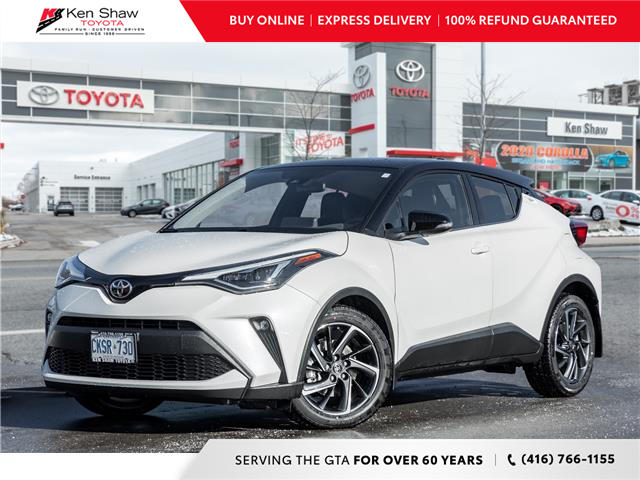 2021 Toyota C-HR Limited (Stk: 80395) in Toronto - Image 1 of 21