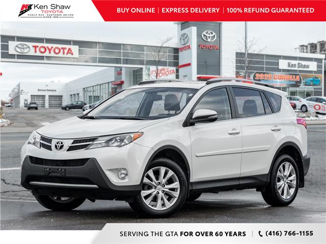 2015 Toyota RAV4 Limited (Stk: 17503A) in Toronto - Image 1 of 22