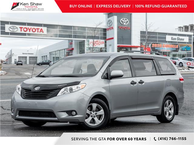 2013 Toyota Sienna V6 7 Passenger (Stk: 17436AB) in Toronto - Image 1 of 19