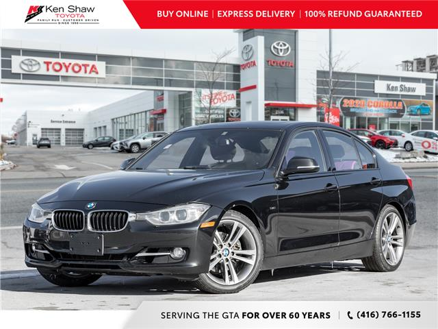2012 BMW 328i  (Stk: 17267AB) in Toronto - Image 1 of 23