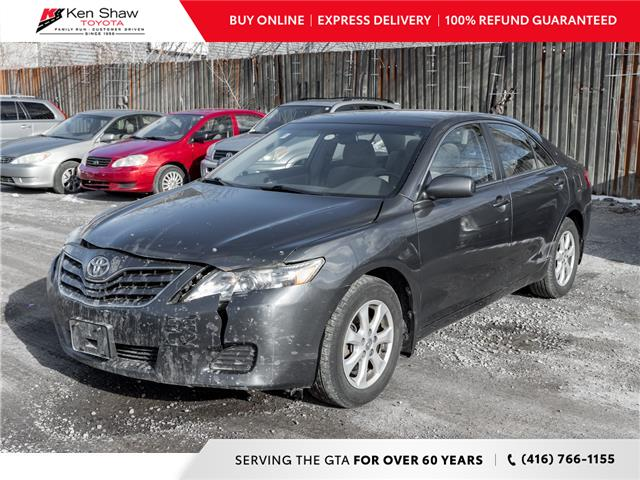2011 Toyota Camry SE (Stk: L12567A) in Toronto - Image 1 of 2