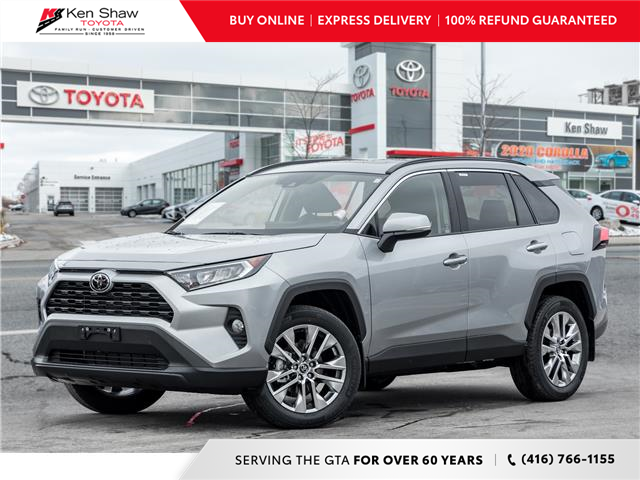 2021 Toyota RAV4 XLE (Stk: 80360) in Toronto - Image 1 of 23