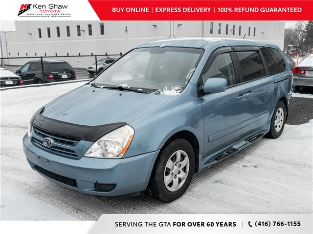 2009 Kia Sedona LX Base (Stk: 17550A) in Toronto - Image 1 of 2