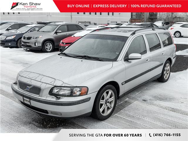 2004 Volvo V70 2.4 (Stk: U17157C) in Toronto - Image 1 of 2