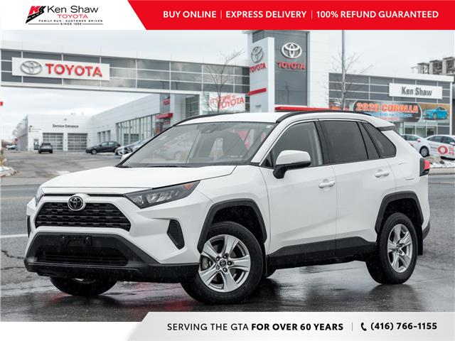 2019 Toyota RAV4 LE (Stk: C17564A) in Toronto - Image 1 of 20