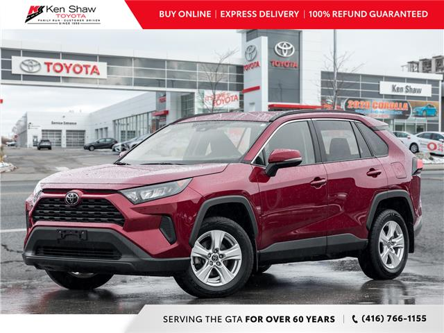2019 Toyota RAV4 LE (Stk: C17572A) in Toronto - Image 1 of 20