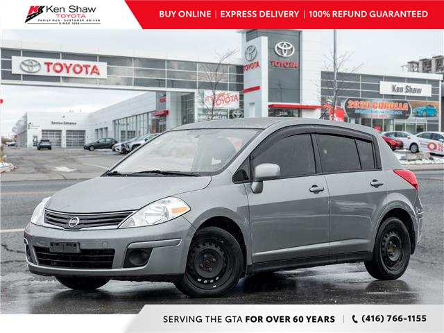 2011 Nissan Versa 1.8S (Stk: L12999A) in Toronto - Image 1 of 18