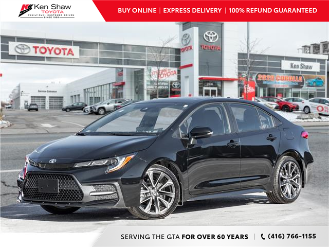 2020 Toyota Corolla XSE (Stk: A17601A) in Toronto - Image 1 of 23