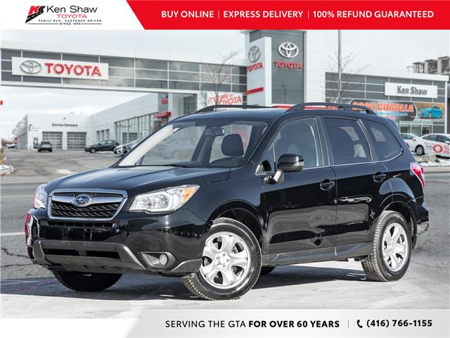 2015 Subaru Forester 2.5i Limited Package (Stk: L13077A) in Toronto - Image 1 of 23