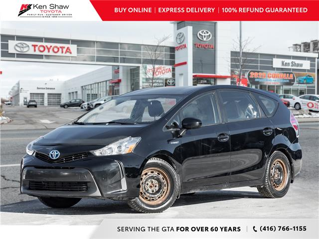 2016 Toyota Prius v Base (Stk: O17581A) in Toronto - Image 1 of 19