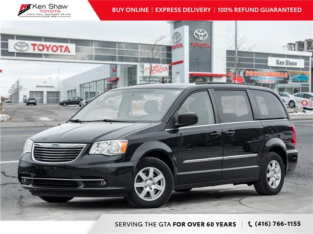 2012 Chrysler Town & Country Touring (Stk: L13064A) in Toronto - Image 1 of 24
