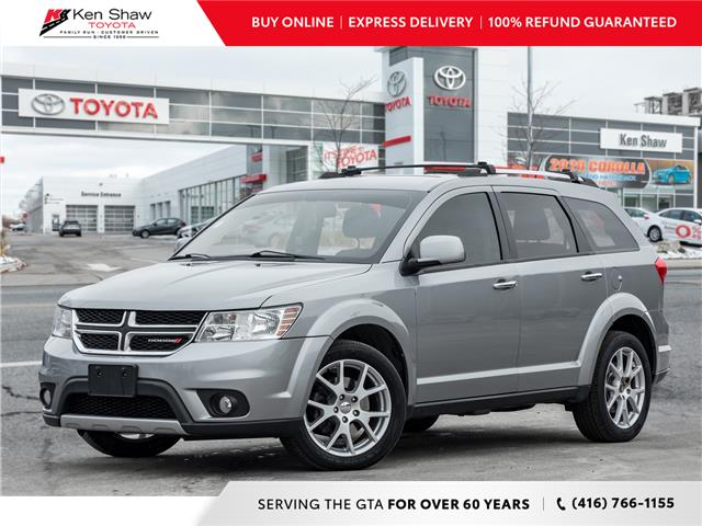 2015 Dodge Journey R/T (Stk: N80145A) in Toronto - Image 1 of 23