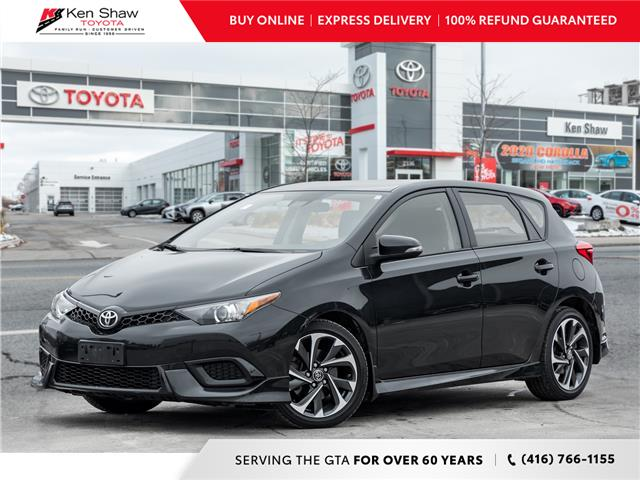 2017 Toyota Corolla iM Base (Stk: I17577A) in Toronto - Image 1 of 20