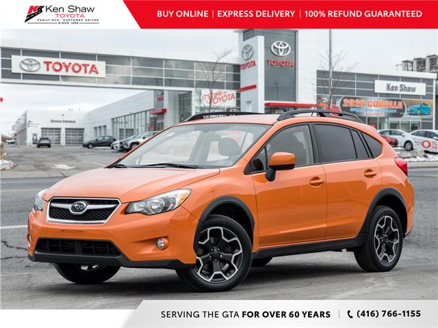 2014 Subaru XV Crosstrek Sport Package (Stk: I17267C) in Toronto - Image 1 of 20