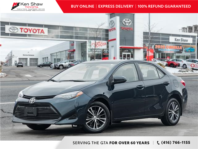 2018 Toyota Corolla LE (Stk: K17592A) in Toronto - Image 1 of 23