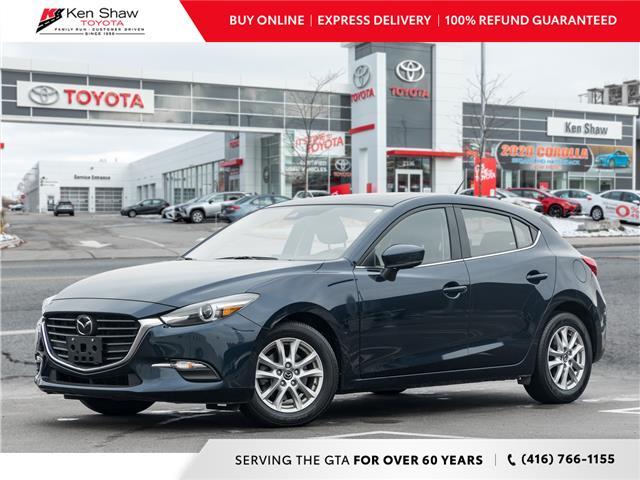 2018 Mazda Mazda3 Sport GS (Stk: P17605A) in Toronto - Image 1 of 22