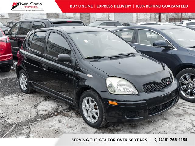 2004 Toyota Echo LE (Stk: P17603A) in Toronto - Image 1 of 2