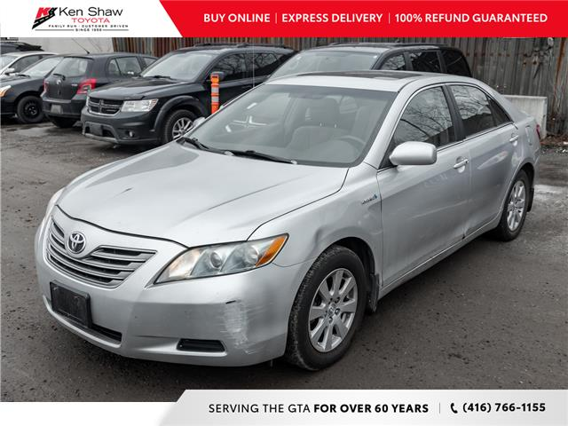 2009 Toyota Camry Hybrid Base (Stk: P17606A) in Toronto - Image 1 of 2