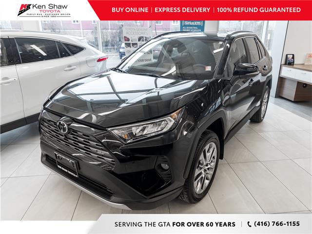 2021 Toyota RAV4 Limited (Stk: 80460) in Toronto - Image 1 of 27
