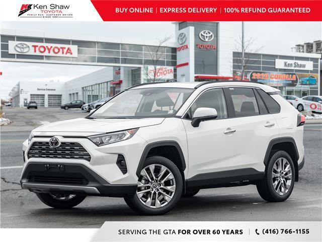 2021 Toyota RAV4 Limited (Stk: 80436) in Toronto - Image 1 of 25