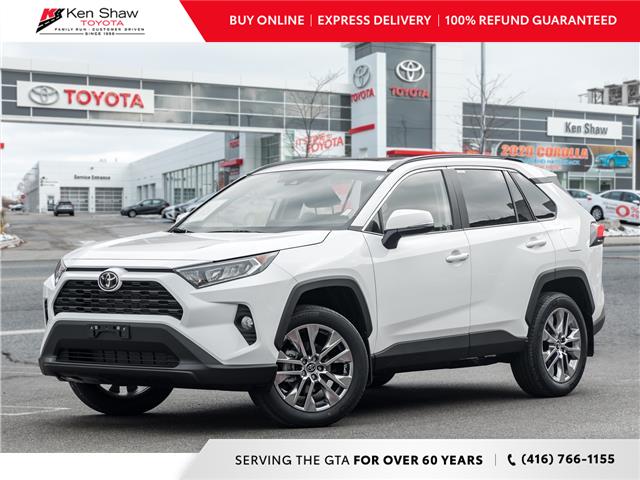 2021 Toyota RAV4 XLE (Stk: 80365) in Toronto - Image 1 of 24