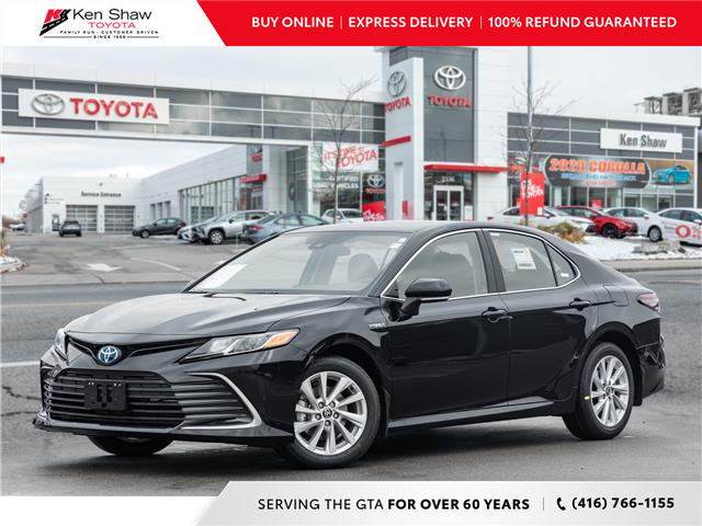 2021 Toyota Camry Hybrid LE (Stk: 80480) in Toronto - Image 1 of 21