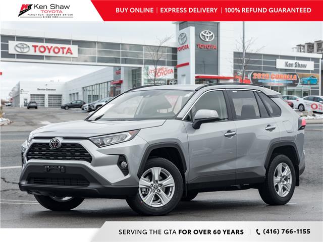 2021 Toyota RAV4 XLE (Stk: 80476) in Toronto - Image 1 of 23
