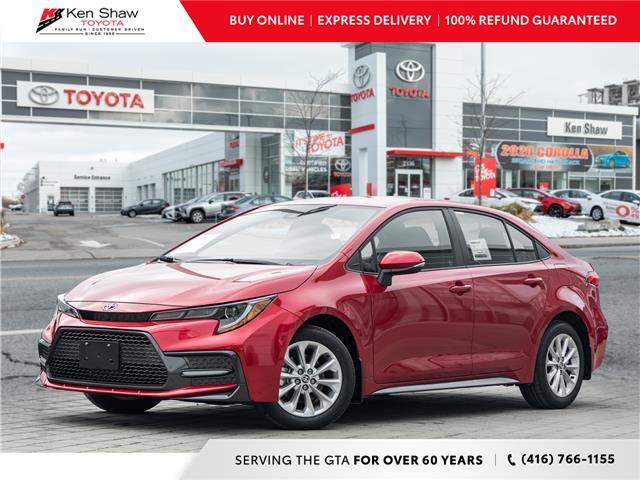 2021 Toyota Corolla SE (Stk: 80483) in Toronto - Image 1 of 21