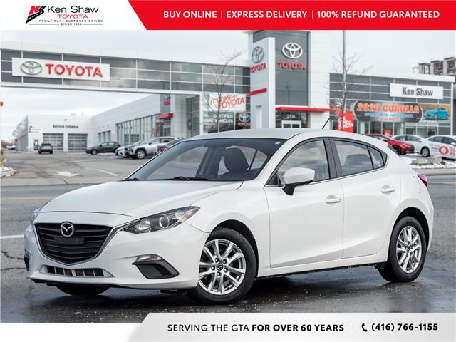 2015 Mazda Mazda3 Sport GS (Stk: P17623A) in Toronto - Image 1 of 21