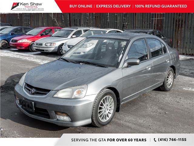 2005 Acura EL Premium (Stk: N80187A) in Toronto - Image 1 of 2