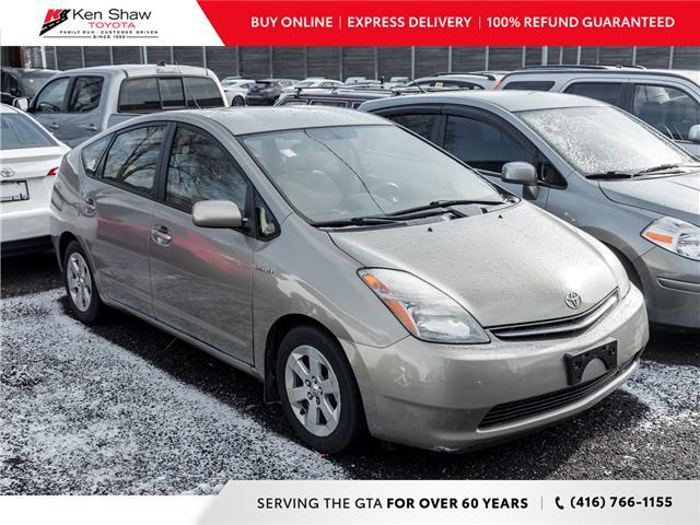 2006 Toyota Prius Base (Stk: U17333AB) in Toronto - Image 1 of 2