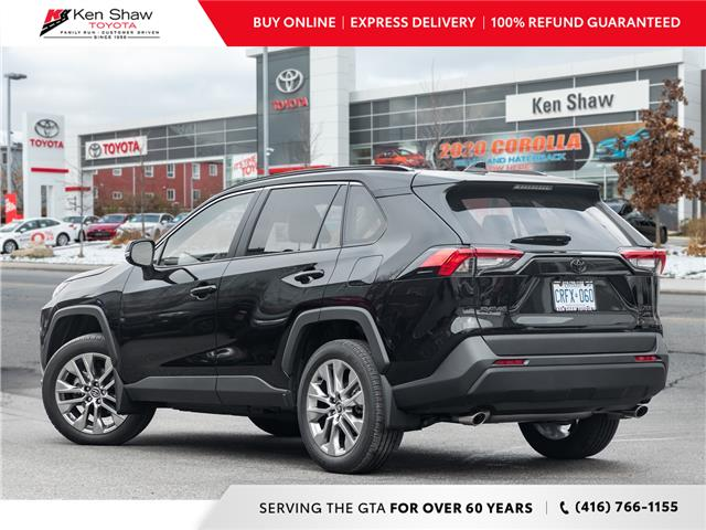 2021 Toyota RAV4 XLE (Stk: 80505) in Toronto - Image 1 of 21