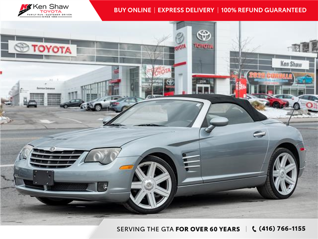 2005 Chrysler Crossfire Limited (Stk: N80475A) in Toronto - Image 1 of 19