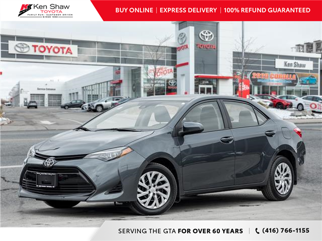 2019 Toyota Corolla LE (Stk: R17629A) in Toronto - Image 1 of 21